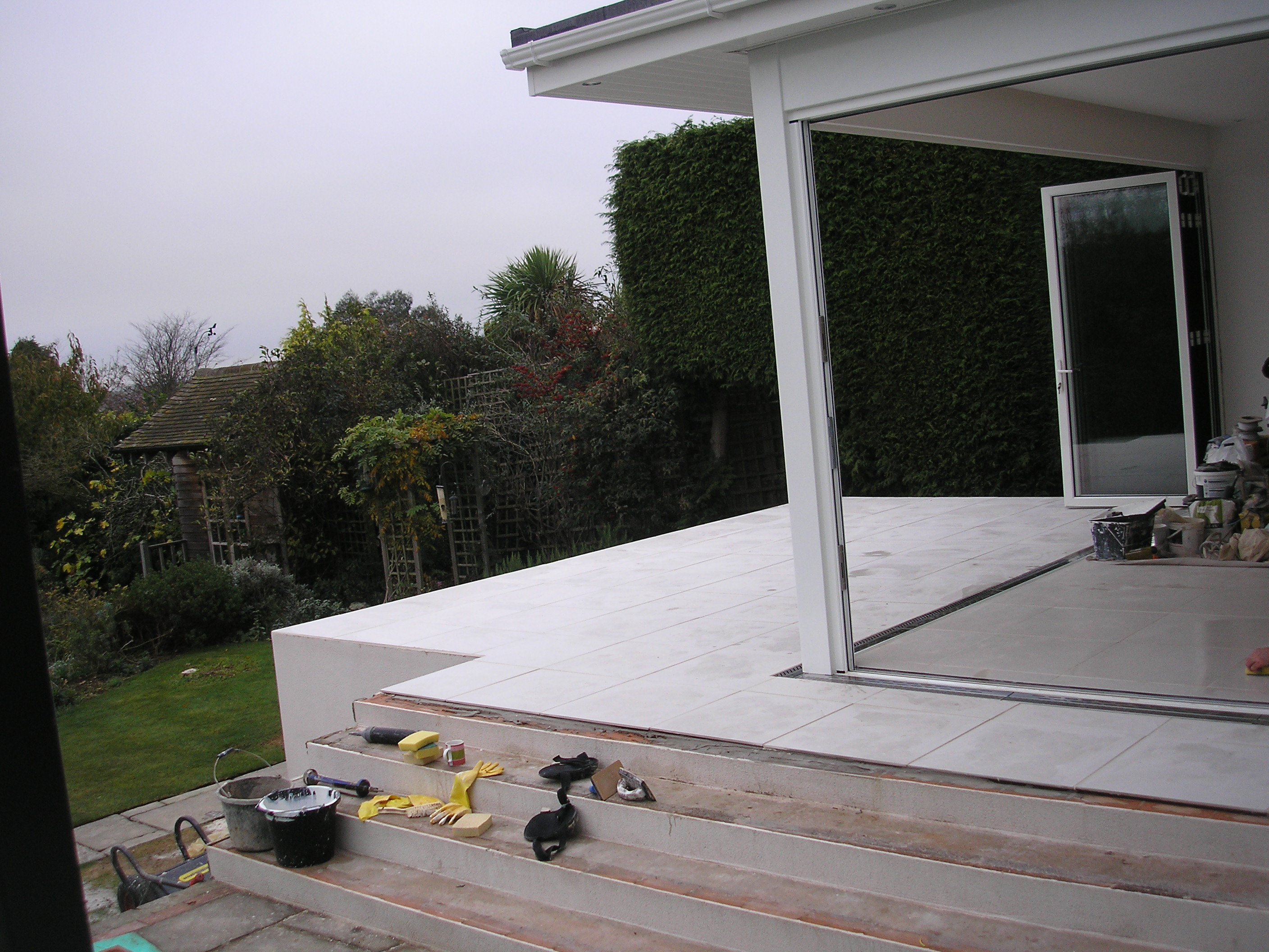 Recent extension completed by J.J.Roberts